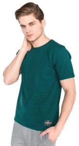 Pánske  Tričko Calvin Klein -  zelená