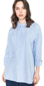 Dámske  Košeľa Tom Tailor Denim -  modrá