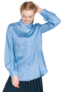 Dámske  Košeľa Tom Tailor -  modrá