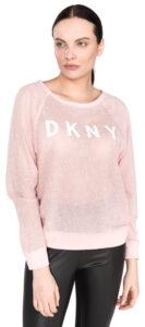 Dámske  Mikina DKNY -  béžová
