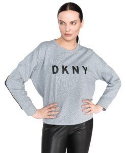 Dámske  Mikina DKNY -  šedá