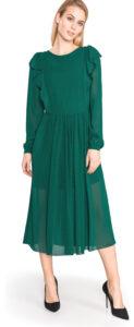 Dámske  Queanbeyan Šaty Silvian Heach -  zelená