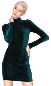 Dámske  Šaty Guess -  zelená