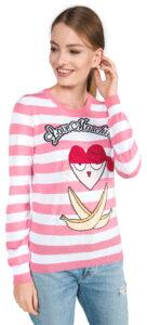 Dámske  Sveter Love Moschino -  ružová