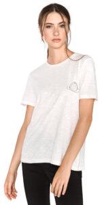 Dámske  Alma Tričko Vero Moda -  biela