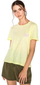 Dámske  Alma Tričko Vero Moda -  žltá