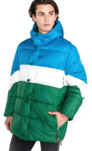 Pánske  Bunda Hunter -  modrá zelená