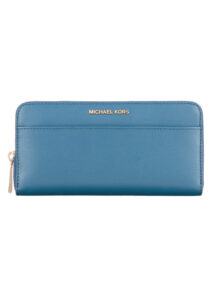Dámske  Peňaženka Michael Kors -  modrá