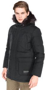 Pánske  Kabát Calvin Klein -  čierna