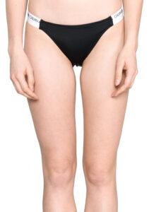 Dámske  Cheeky Spodný diel plaviek Calvin Klein -  čierna