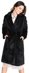 Dámske  Jalisco Kabát Silvian Heach -  čierna