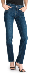 Dámske  Alexa Jeans Tom Tailor -  modrá