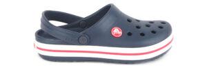 Chlapčenské  Crocband™ Clog Crocs detské Crocs -  modrá
