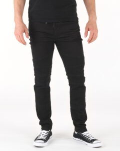 Pánske  Bakari Jeans Diesel -  čierna