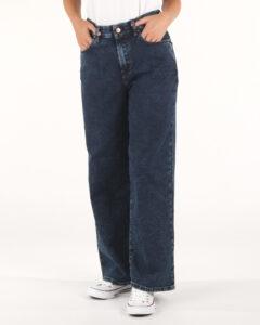 Dámske  Widee Jeans Diesel -  modrá