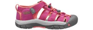 Dievčenské  Newport H2 Jr Sandále detské Keen -  ružová