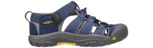 Chlapčenské  Newport H2 Sandále detské Keen -  modrá