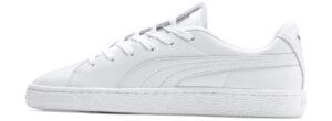 Dámske  Basket Crush Tenisky Puma -  biela