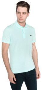Pánske  Polo tričko Lacoste -  zelená