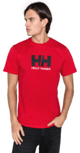 Pánske  Tričko Helly Hansen -  červená