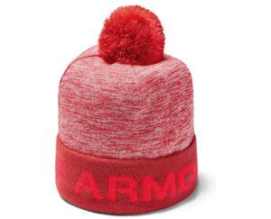 Chlapčenské  Gametime Zimná čiapka detská Under Armour -  červená