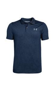 Chlapčenské  Polo tričko detské Under Armour -  modrá