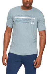 Pánske  Issued Tričko Under Armour -  modrá