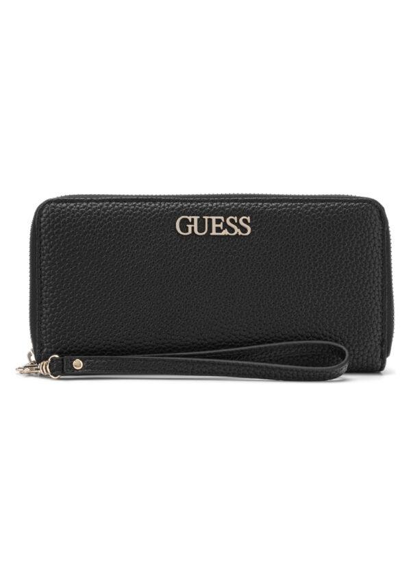 Dámske  Alby Large Peňaženka Guess -  čierna