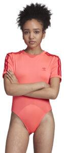 Dámske  Body adidas Performance -  ružová