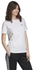 Dámske  Adilette Tričko adidas Originals -  biela