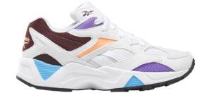 Dámske  Aztrek 96 Tenisky Reebok -  biela viacfarebná