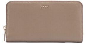 Dámske  Peňaženka DKNY -  hnedá