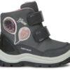 Dievčenské  Flanfil Členkové topánky detské Geox -  šedá