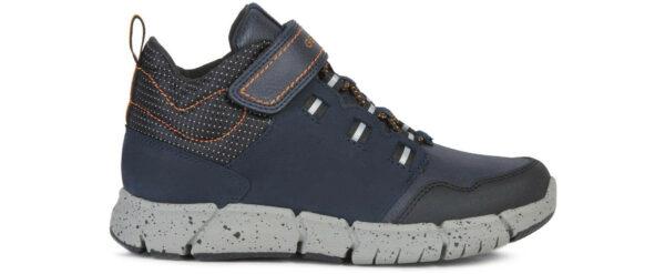 Chlapčenské  Flexyper Členkové topánky detské Geox -  modrá