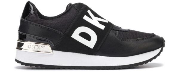Dámske  Marli Tenisky DKNY -  čierna