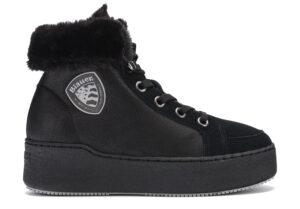 Dámske  Madeline Členkové topánky Blauer -  čierna