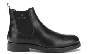 Pánske  Oscar Členková obuv Gant -  čierna