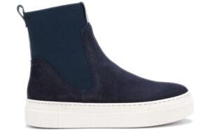 Dámske  Marie Kotníková obuv Gant -  modrá