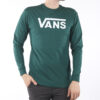 Pánske  Classic Tričko Vans -  zelená