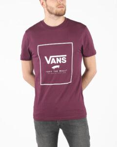 Pánske  Tričko Vans -  červená