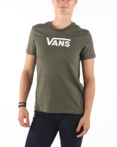 Dámske  Tričko Vans -  zelená