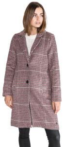 Dámske  Kabát Tom Tailor -  červená