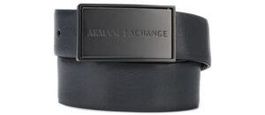 Pánske  Opasok Armani Exchange -  modrá