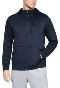 Pánske  Armour Fleece® Mikina Under Armour -  modrá