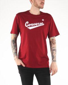 Pánske  Tričko Converse -  červená