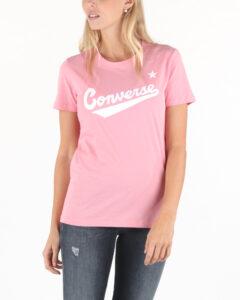 Dámske  Tričko Converse -  ružová