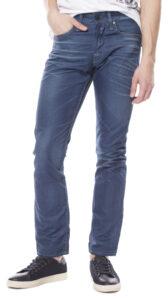 Pánske  Waitom Jeans Replay -  modrá