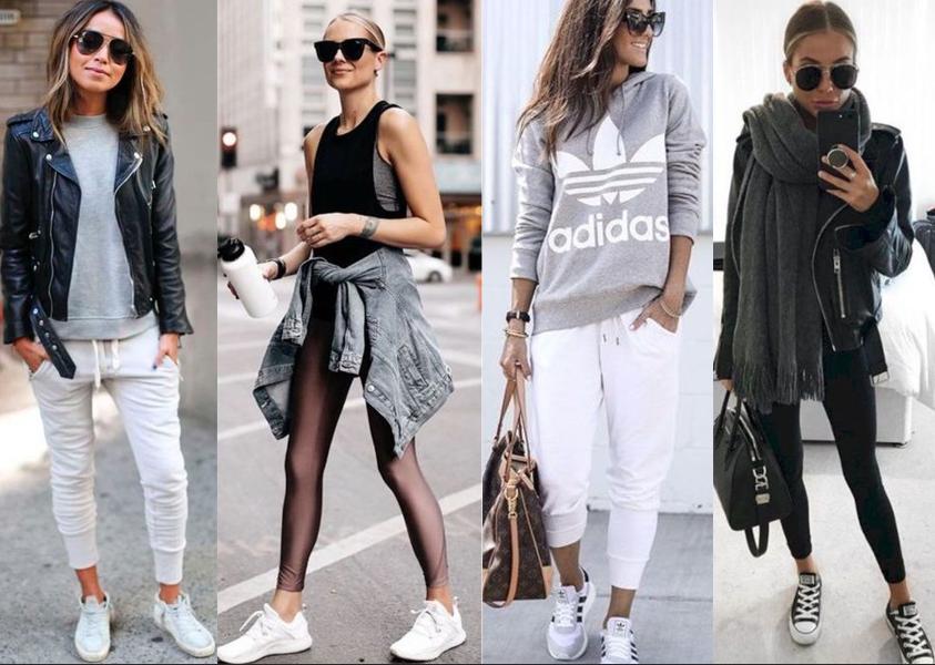 Outfity na cvičenie môžu byť trendy.