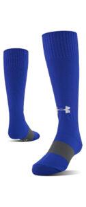 Pánske  Soccer Solid Ponožky Under Armour -  modrá