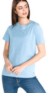 Dámske  Holli Tričko Tommy Hilfiger -  modrá